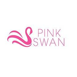 pink-swan