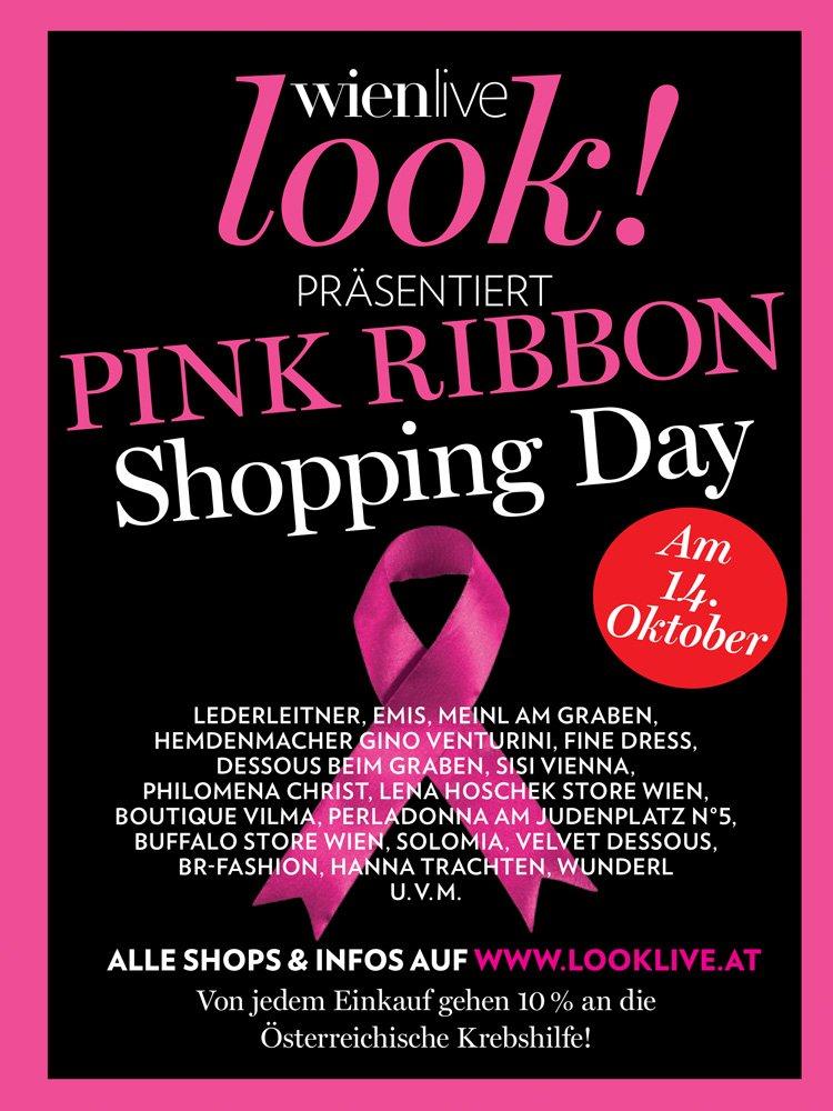 PinkRibbonShoppingDays