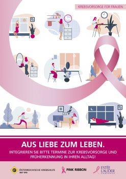 2021 Frauen + Pink Ribbon _ Cover