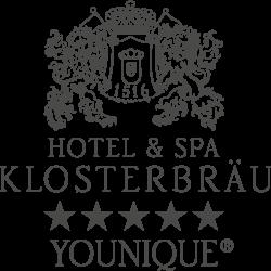 Hotel Klosterbraeu Logo_85grau_RGB