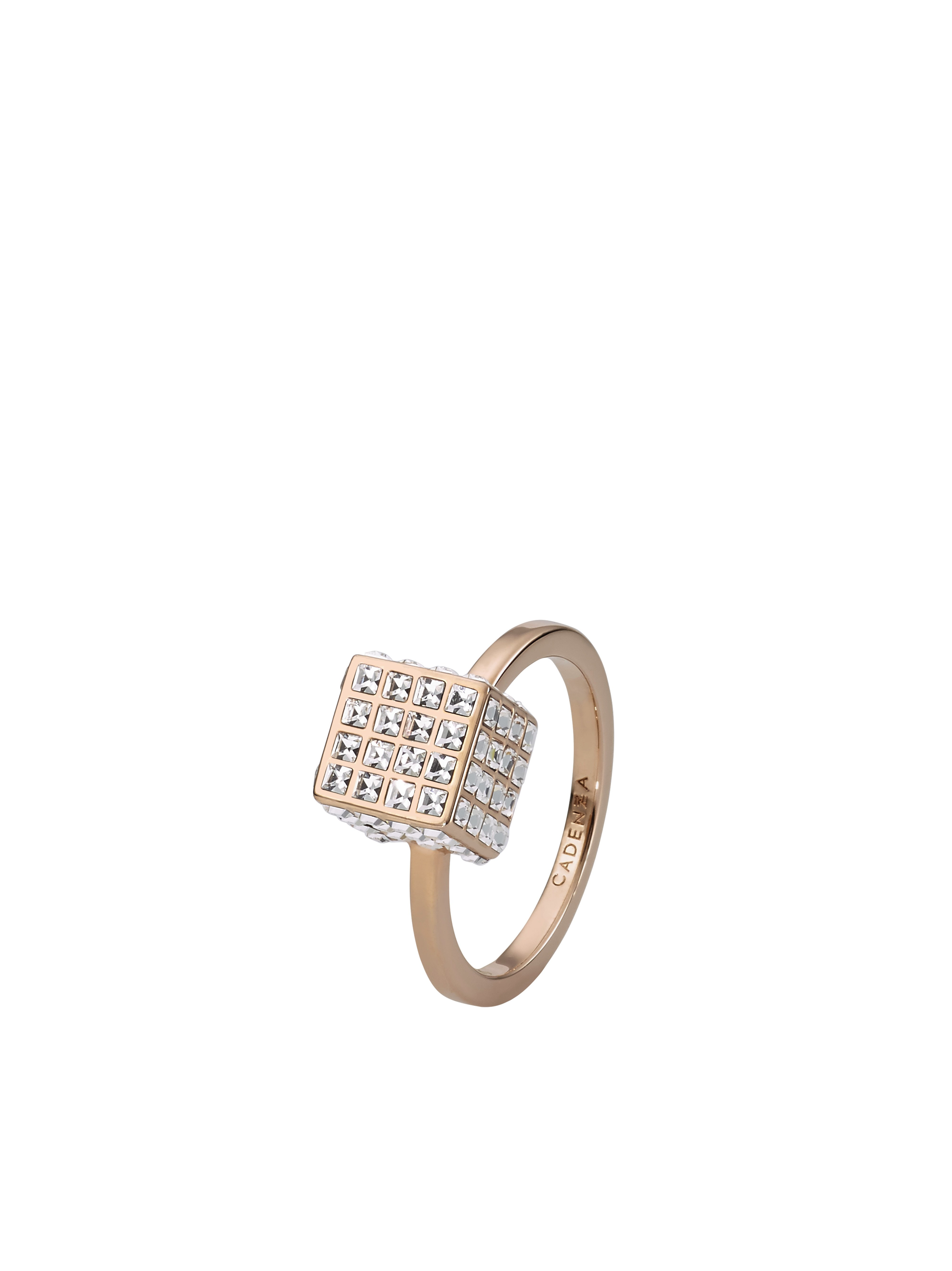 M5281017_FW16_Cadenzza_Elementary_Cube_ring_crystal_rose_gold_plated